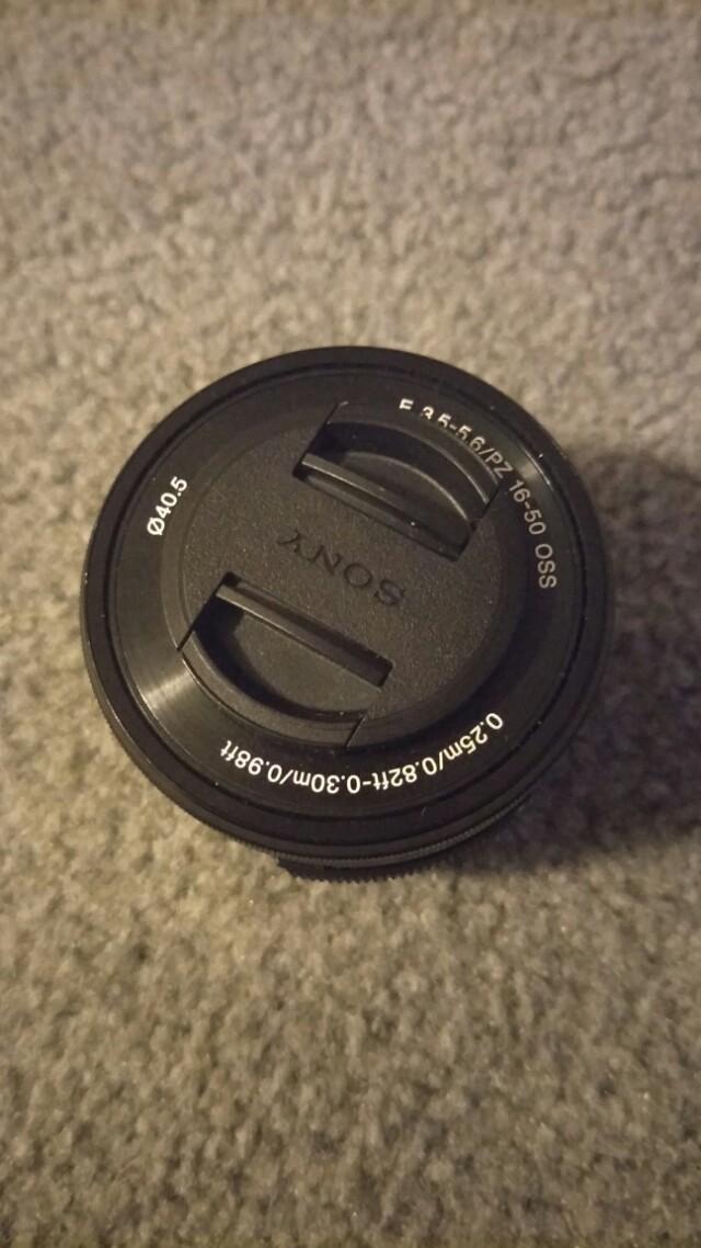 SONY E Mount 16-50mm f/3.5-5.6 Z OSS