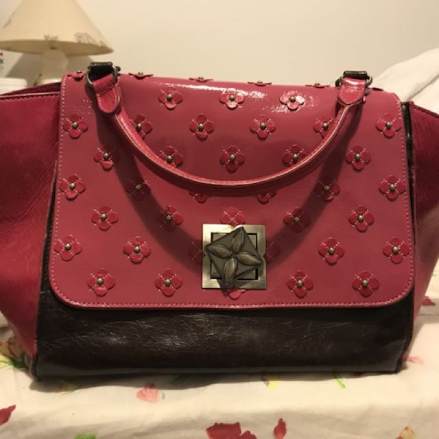 Spencer & Rutherford vintage bag