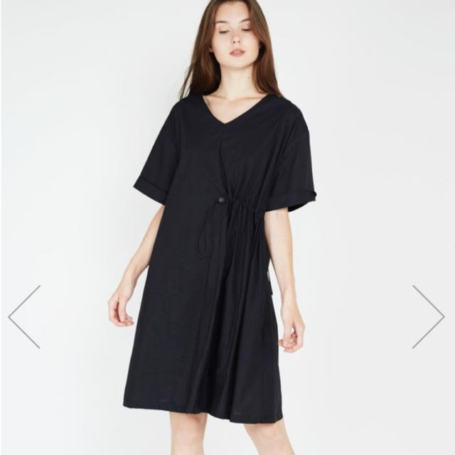 Styledasher ACACIA Drawstring Toggle Dress