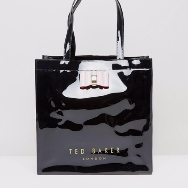 ted baker large icon bag luxury bags wallets on carousell