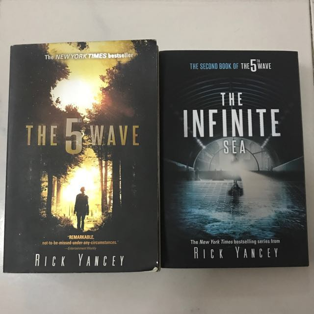 The 5th Wave - Book 1 and 2