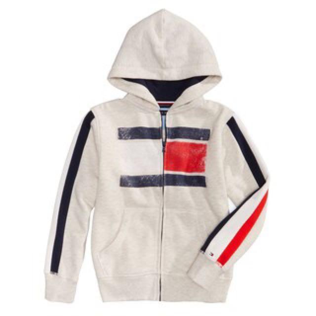Tommy Hilfiger 青年款經典配色外套