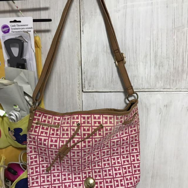 Tommy Hilfiger Pink Bag