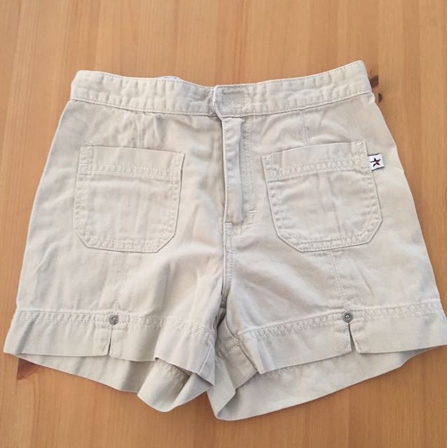Tommy Hilfiger shorts kids creme