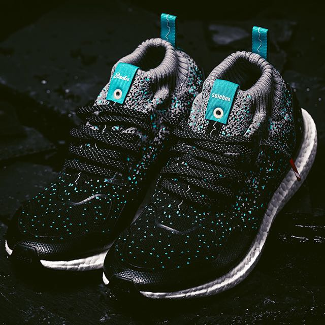 e02af9f4637d3 UNDER RETAIL  Adidas Ultra Boost Mid Packer Shoes x Solebox Silfra ...