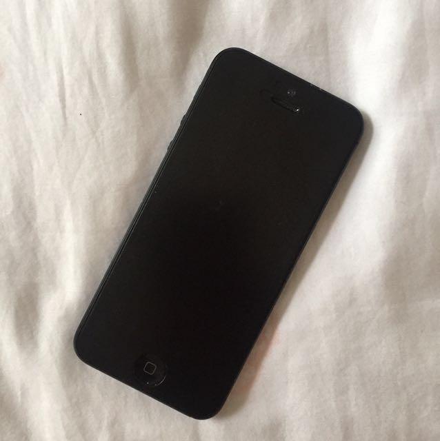 (USED) iPhone 5 64GB Space Grey