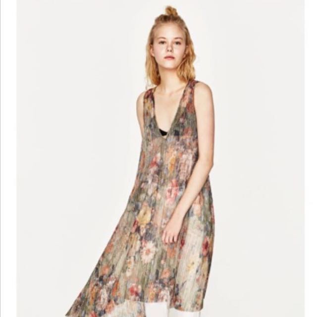 Zara Summer cover up