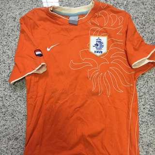 Authentic Nike Holland World Cup Shirt
