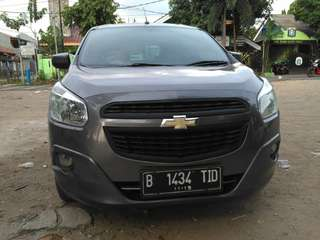 Chevrolet spin Lt 1.2 bensin manual 2014
