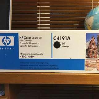 HP Colour LaserJet 4500/4550 C4191A Black Original Toner Cartridge