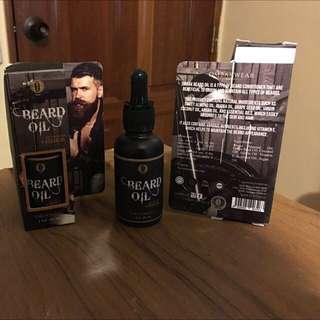 Ombak. Beard. Oil.