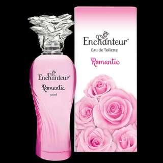 Enchanteur EDT Romantic 50 ml