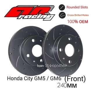 Disc Rotor- Honda City GM5 /GM6