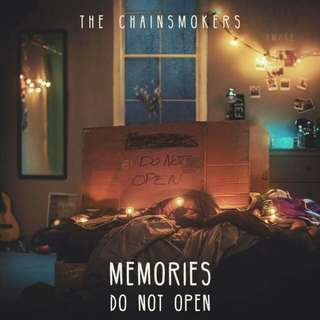 Memories Do Not Open by Chainsmoker Audio CD