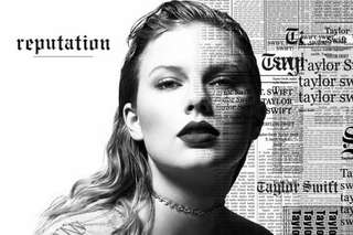 Reputation by Taylor Swift Target Exclusive Audio CD