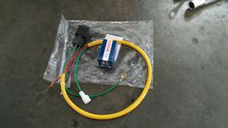 Starter Relay Bosch + wire harness