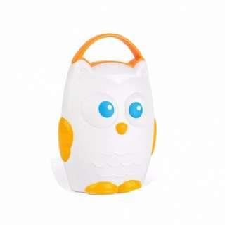 Owl Design Baby Sleeping Assistance Night Light with Cradle Songs