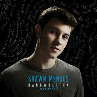 Shawn Mendes Handwritten Revisited Audio CD