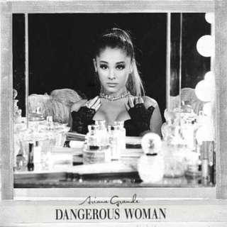 Dangerous Woman by Ariana Grande Audio CD