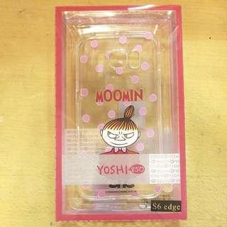 姆明阿美電話殼 Samsung S6 Edge Moomin Little My Phone Case