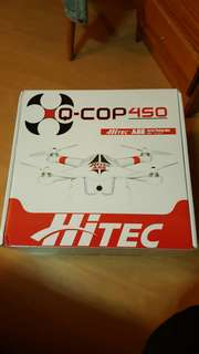 Wts new inbox(Hitec Q-Cop 450 drone)