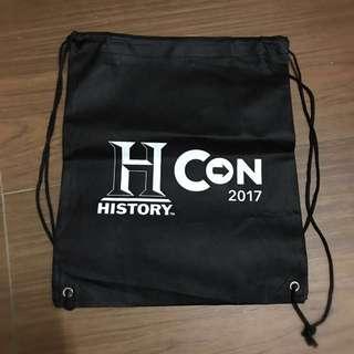 [BN] History drawstring bag