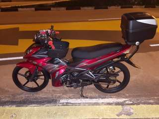 *Test* Wtt/Wts Yamaha X1r with Sniper