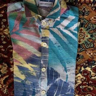 ShyShyKat Aloha Shirt