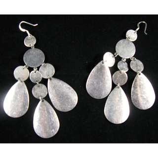 Silver Drop/Dangling Earrings
