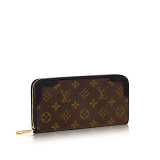 Louis Vuitton Zippy Wallet Retiro Noir