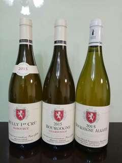 勃根地白酒 (1er Cru,b Bourgogne )