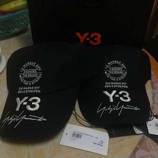 2017 Y3帽