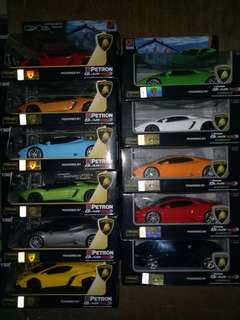 Lamborghini Petron Collectibles