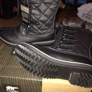 Sorel Winter Boots Waterproof
