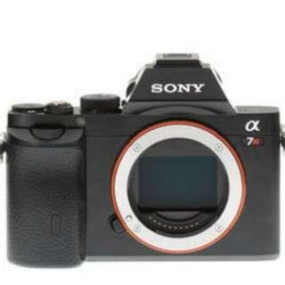 Sony Alpha A7R Full Frame