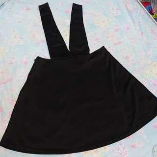 XXL 黑色吊帶裙 #舊愛換新歡