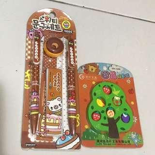 Children's Stationery Pack Bundle