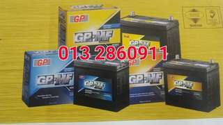 Battery GP & Battery Bosch