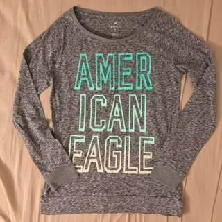 American Eagle Long Sleeve Tee