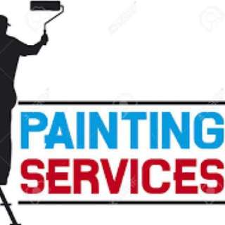 Painting and decorating house