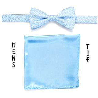 NWT Men's apt.9 bow tie/pocket square set