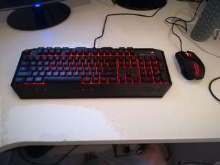 Gaming Keyboard CM Storm Devastator