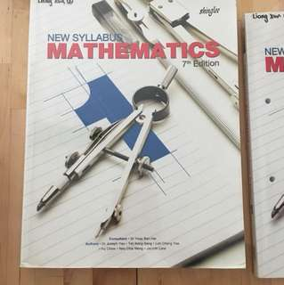 New Syllabus Mathematics