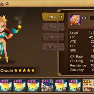 Looking for summoners war global acc