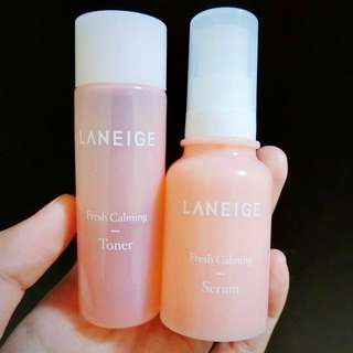 LANEIGE FRESH CALMING