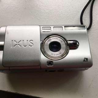 Canon Ixus iii