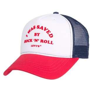 NWT Men's Levi's SnapBack cap