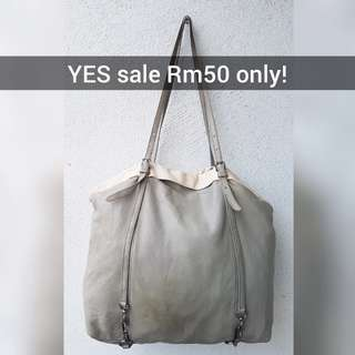 WICHERY GENUINE LEATHER BAG