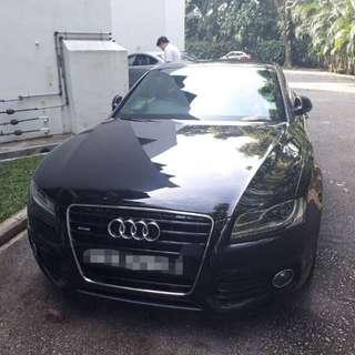 Audi A5 3.2 V6 2010