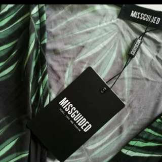 Misguided Maxi Dress Size 10
